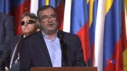 2017-07-03 美國之音視頻新聞:哥倫比亞叛軍領袖中風目前情況滿意 (粵語)