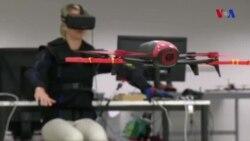 Yeni ixtira dronları bədən hərəkətləri ilə idarə etməyə imkan yaradacaq