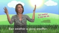 Thành ngữ tiếng Anh thông dụng: Fair weather friend (VOA)