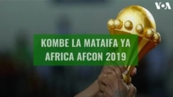 AFCON 2019 MISRI : Pambano la Madagascar, DRC