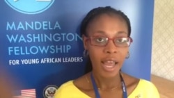 Sara Idohou du Bénin