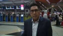 Malaysia Plane Debris
