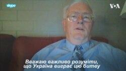 Україна виграє битву за Азов дипломатичним, а не військовим шляхом - американський аналітик. Відео