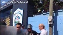 """Nicaragua: Atacan a periodistas durante cobertura de allanamiento de """"Confidencial"""""""