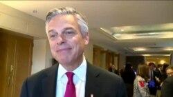 川普將提名洪博培出任駐俄大使 (粵語)