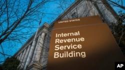 Centrala Poreske uprave SAD u Washingtonu