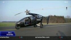 Makina fluturuese holandeze merr patentën rrugore në Evropë