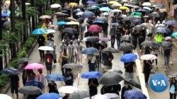 英语视频:香港抗议持续 外籍家政人员生活受影响