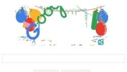 جشن تولد گوگل