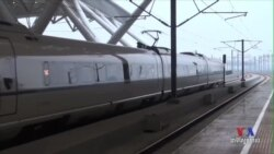 Japan, China in Race for Asia High-Speed Rail Projects