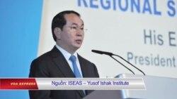 Chủ tịch Việt Nam nói tất cả sẽ thua nếu bùng ra xung đột ở biển Đông