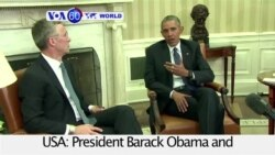 VOA60 World PM - Obama: US, NATO United in Fight Against Islamic State