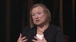 Интервју со директорката на Гласот на Америка Аманда Бенет по повод Светскиот ден на слободата на печатот