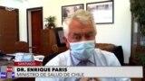"""Ministro de Salud de Chile: """"Estamos vacunando a todos los migrantes"""""""