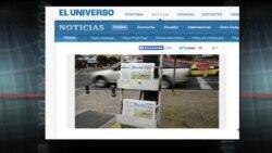 """Diario ecuatoriano """"Hoy"""" no se imprime más"""