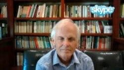 加利福尼亚大学河滨分校的林培瑞教授(Perry Link)接受美国之音采访(三)