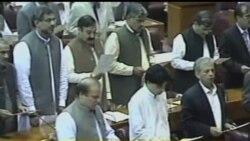 2013-06-01 美國之音視頻新聞: 巴基斯坦新任國會議員已經宣誓就職