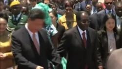 Chinese Leader Leaves Zimbabwe Amid High Expectation of Mega Deals