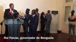 Rui Falcão diz que acabou a anarquia em Benguela