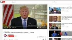 Дональд Трамп опублікував на YouTube основні тези плану на перші 100 днів президентства. Відео