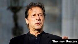 Imran Khan, primeiro-ministro do Paquistão