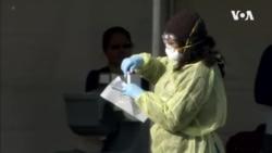 美國新冠病毒確診病例約佔全球四分之一