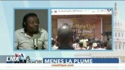 Culture Hebdo du 12 avril avec Roger Muntu