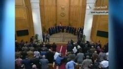 Egypt Political crises