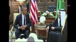 Prezident Obama Səudiyyə Kralı ilə görüşəcək