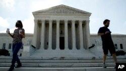Будівля Верховного суду США