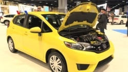 Teknologi Mesin Terbaru di Washington Auto Show 2015