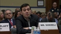 Former Drug CEO Martin Shkreli Angers US Lawmakers