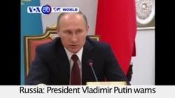 VOA60 Duniya: Shugaban Rasha Vladimir Putin, Oktoba 16, 2014