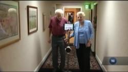 Персональні роботи - помічники людей літнього віку. Відео