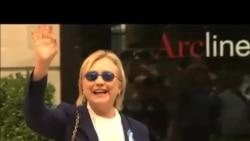 克林頓突發肺炎後準備重返總統競選活動