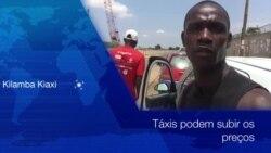 Tarifa de táxi em Angola pode aumentar