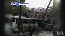 VOA60 DUNIYA: Wata Mota Dauke Da Bom Ta Tarwatse A Birnin Istanbul