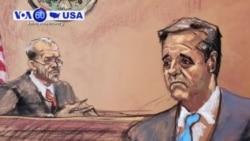 Manchetes Americanas 12 Dezembro 2018: Ex-Advogado de Donald Trump vai cumprir 36 meses de cadeia