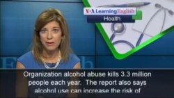Abuse of Alcohol Can Lead to Disease, Death