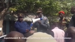 Zimbabwe Defence Forces, ZRP Urge Locals to Help in Combating Crime