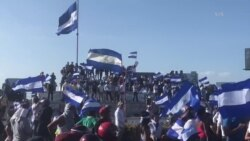 Estudiantes continúan en las calles de Nicaragua