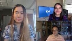 คุยข่าวกับ VOA Thai ในรูปแบบ work from home ประจำวันศุกร์ที่ 8 พฤษภาคม 2563