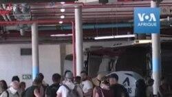 L'Allemagne rapatrie ses ressortissants bloqués au Cap