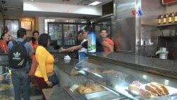 Venezuela se queda sin pan