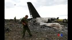 2014-06-15 美國之音視頻新聞: 烏克蘭宣佈星期日為全國哀悼日