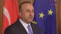 Çavuşoğlu: 'Almanya'nın Seyahat Uyarısını Gözden Geçirmesinde Fayda Var'