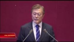 Trump sắp tiếp tân Tổng thống Hàn Quốc