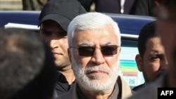 Abu Mahdi al-Muhandis, gjatë një funerali në Baghdat, 31 dhjetor 2019