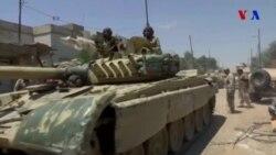 İraq ordusu Mosulun Köhnə Şəhərini geri almaq üçün hücuma başlayır