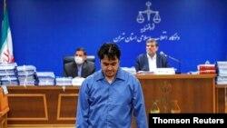 روح الله زم در دادگاهی به ریاست قاضی تحت تحریم آمریکا، صلواتی